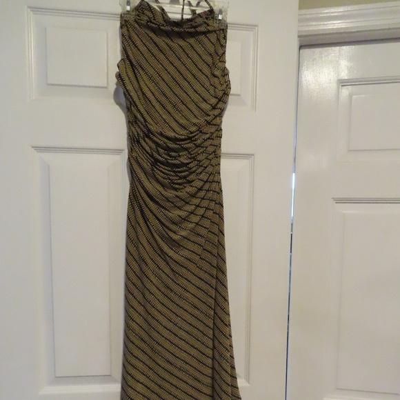 Max Studio Dresses & Skirts - Ruched Waist Halter Dress